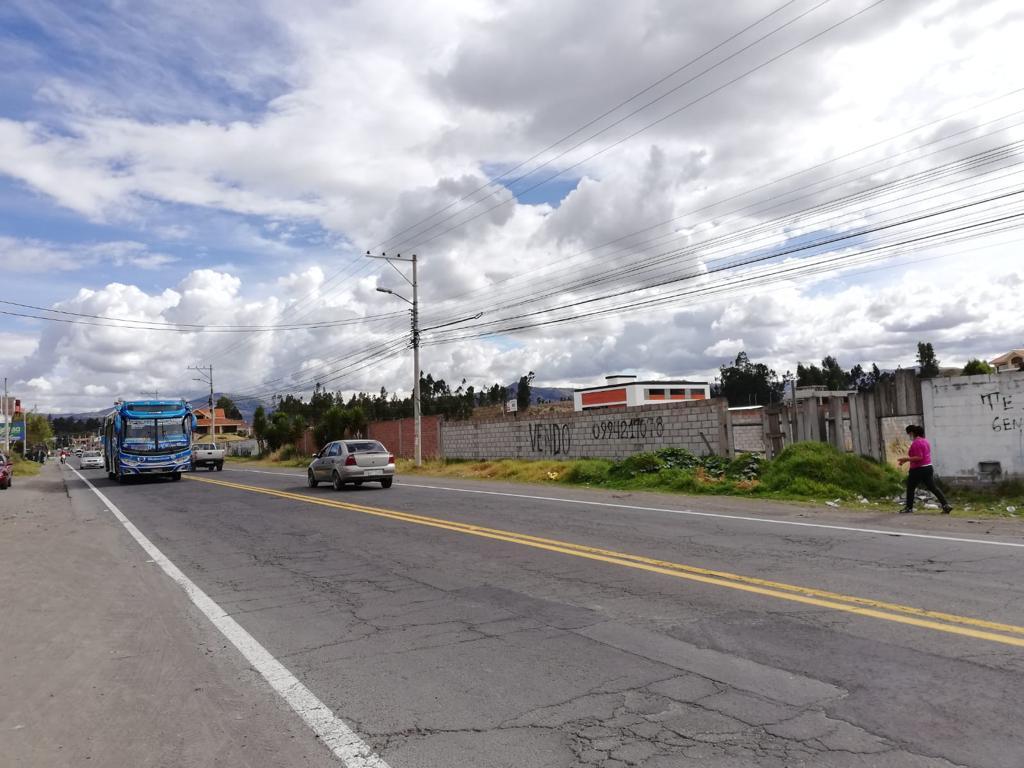 Avenida Antonio José de Sucre fue señalizada