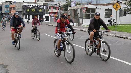 Municipio invita a los ciclopaseos familiares todos los domingos