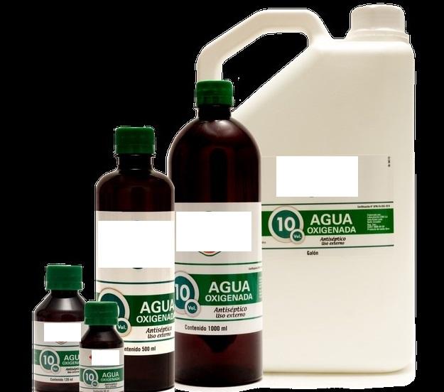 Agua oxigenada, ¿el mejor desinfectante frente al coronavirus?